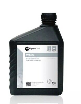 1.5 Liters Water-based Pigment Ink For Textile Fabric Printing Neo Kornit White