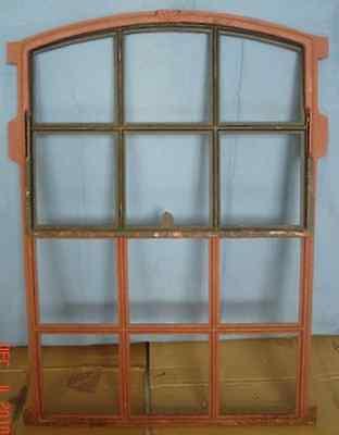 Neu !! Gussfenster, Stallfenster mit Klappe, Lüftung Oben, 12 Felder