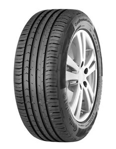 Continental ContiProContact Car Tires w/ Hyundai Rims