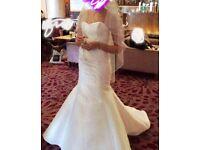 Beautiful wedding dress (Charlotte bailber)