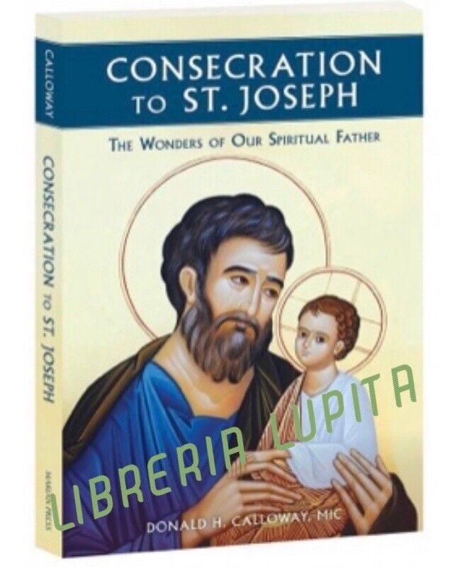 Book-Consecration to St. Joseph - NEW EDITION!