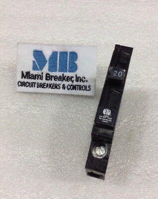 A120L Challenger American Switch 1 Pole 20 Amp 120/240 V Circuit Breaker (New) 240v 20 Amp Circuit Breaker
