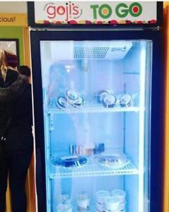 Frozen Yogurt Shop Closing - Restaurant Equipment For Sale -- Furniture, Cooler, Freezer, Sink, Soft Serve Machine, etc.