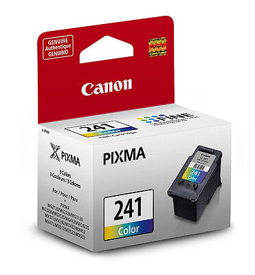Canon Cl241 Color Ink Cl 241 For Pixma Mg3220 Mx459 Mg322...