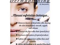 Derma-planing (£25) and Eye lash lift (£25) special offers @ The Nail Lounge, Wishaw