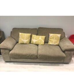 Two seater and three seater in excellent condition