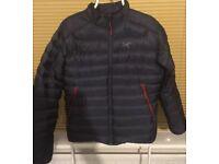 Arcteryx thorium down jacket