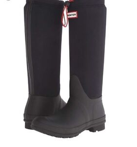Bottes Hunter taille 8 comme neuves