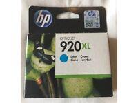 HP 920XL Cyan Toner x 2