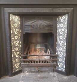 Edwardian / Victorian style fireplace and surround
