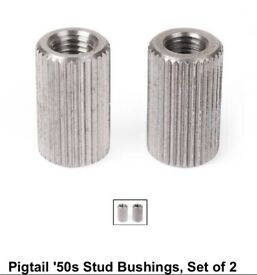 Gibson & epiphone/ similar 50s replacement tail piece bushing pigtail