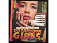 Wah nails book of down town girls nail art and style bible good condition like new (can post)