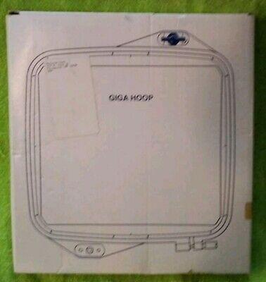 Giga Hoop (Genuine Janome Giga Hoop D- 850406009-Memory Craft Embroidery Sewing Machine-NEW)