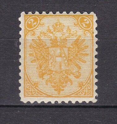 Bosnia Herzeg - 1890 -  Michel 2 I - Zahnung 10 1/2 - Steindruck - MNH - 60 Euro