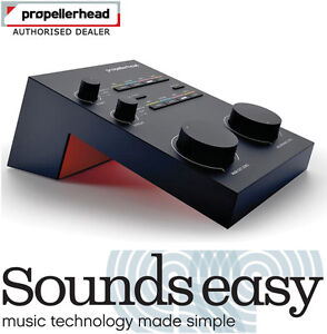 PROPELLERHEAD BALANCE AUDIO INTERFACE WITH REASON ESSENTIALS MUSIC SOFTWARE NEW