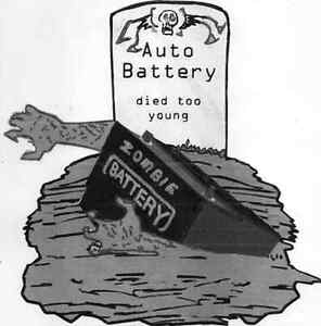 Adopt A Zombie Battery!