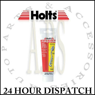 HOLTS FIREGUM EXHAUST ASSEMBLY PASTE 150g SEALS JOINTS