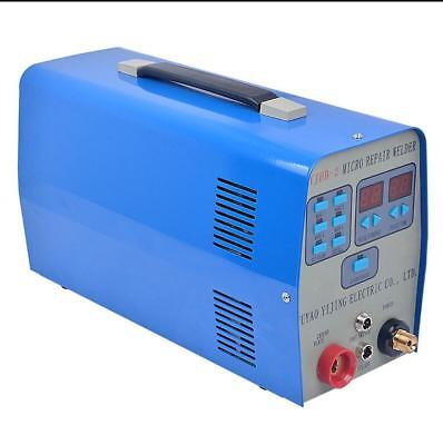 Yjhb-2 Micro Tig Repair Welder Resistance Welding Machine 0.2mm Thickness 220v M