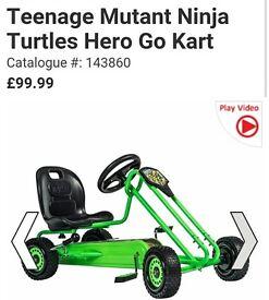 teenage mutant ninga turtles go kart