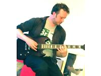 Guitar Tutor in Shirehampton / Clifton / Bristol