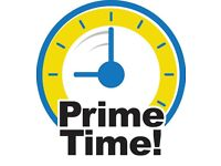 PRIME TIME - Upbeat party band for pubs clubs and parties