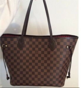 LOUIS VUITTON NEVERFUL BAG MM (AUTHENTIC with receipt)