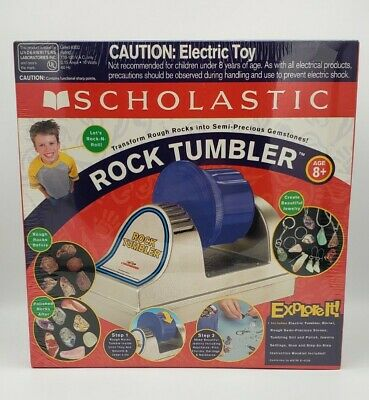 Scholastic Rock Tumbler For Kids DIY