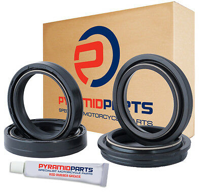Pyramid Parts Fork Oil Seals & Dust Seals for: Aprilia RS125 92-10