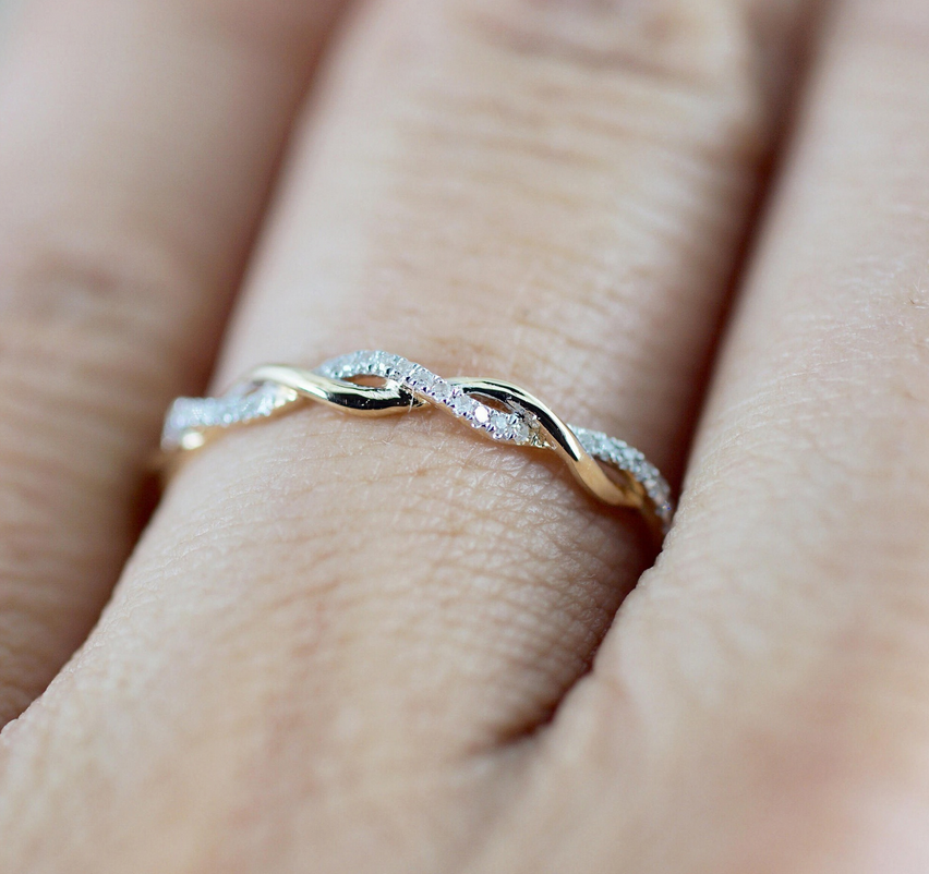 New Women rings stainless steel ring wedding rings engagemen