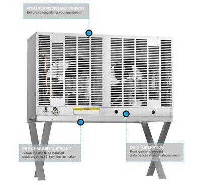 Hoshizaki Urc-14f Remote Ice Machine Condenser Air Cooled 115v