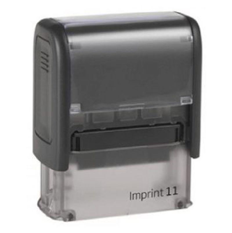 Stempel - Adressstempel - Automatikstempel Imprint 11 - 38x14mm - 4 Zeilen