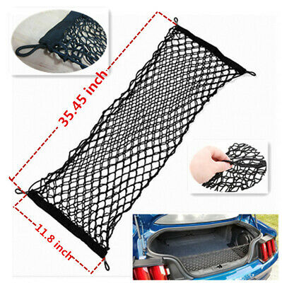 2008 Saturn Outlook Accessories - Parts Accessories Car SUV Envelope Style Trunk Cargo Net Universal