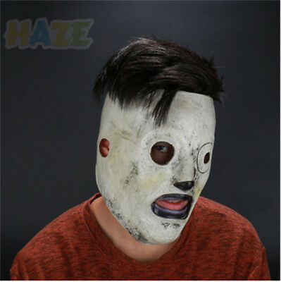 Xcoser Slipknot Corey Taylor Cosplay  Costume Props Adults Halloween Mask - Slipknot Corey Mask