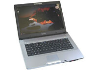 "Could Deliver - SONY VAIO Laptop - Clean and fast - 15.4"" - Office - Wifi - Internet Ready"