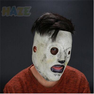 Corey Taylor Latex Masken Slipknot Musik Halloween Cosplay Kostüm Maske - Slipknot Kostüm