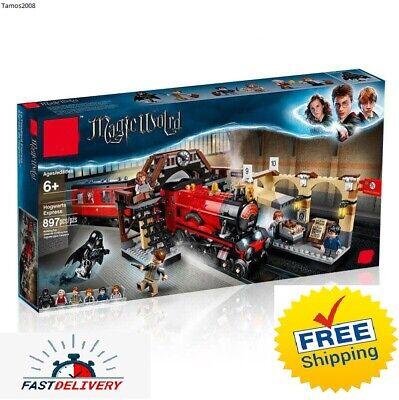 Harry Potter Fit Legoing Magic Academy Ron Hermione Express Set Train Best (Best Harry Potter Lego Sets)