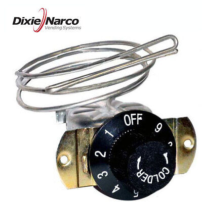 Brand New Thermostat Fits Pepsi Machines Coke Dr Pepper Machines Dixie Narco