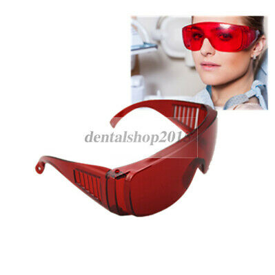 1pc dental safety glasses Goggle LED/UV protective eyes for curing light Led Eye Safety
