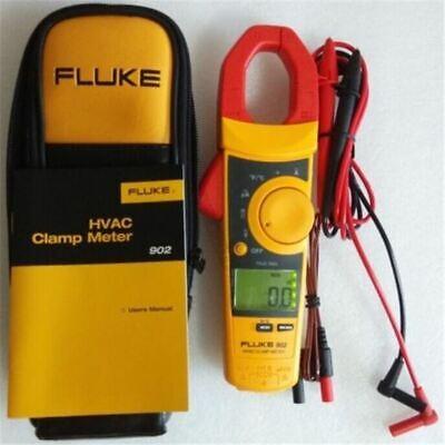 Fluke 902 True-rms Hvac Clamp Meter Clamp Meter New F902 Cm