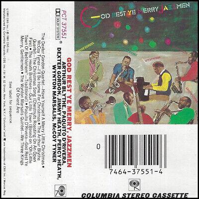 God Rest Ye Merry Jazzmen Columbia Stereo Cassette 1981 Christmas Jazz ()