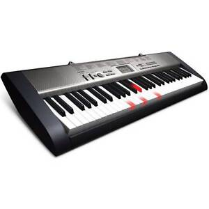 Casio LK-120 Key Lighting Keyboard (used once) Dianella Stirling Area Preview