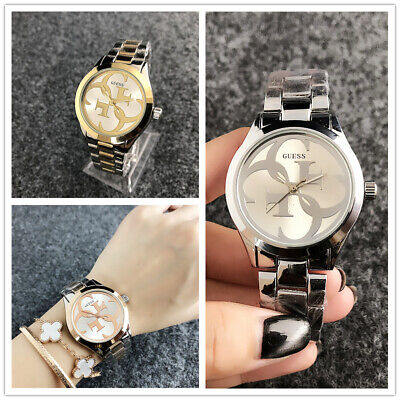 Best Selling Fashion Design Watch Stainless Steel Bear Quartz Watch Women &