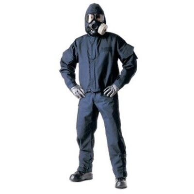 Saratoga Hammer Suit Cbrn Chemical Warfare Protective Overgarment Coat Size Xxll