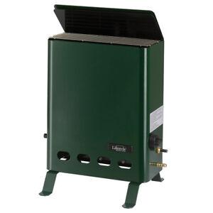 Lifestyle Eden Propane Greenhouse Heater 2kw Green-LFS921