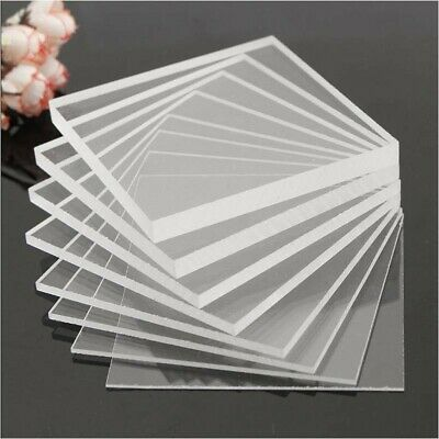 18 Clear Acrylic Sheet Plexiglass Size 48 X 96