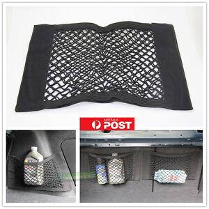 Universal Car Rear Back Seat Storage Cargo Organizer Magic Mesh Net Pouch Pocket