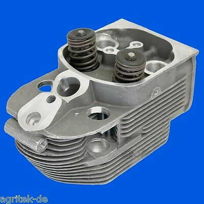 Zylinderkopf für Deutz Trecker Schlepper mit Ventilen für Motor FL912,  913 online kaufen