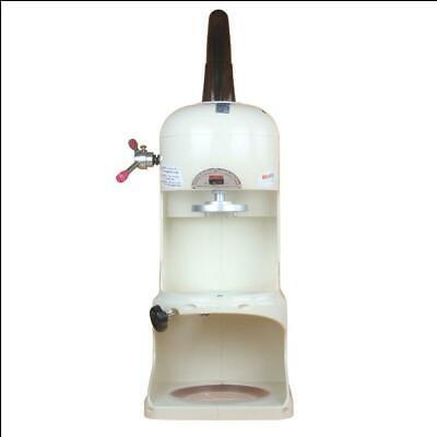 Electric Hawaiian Ice Shaver Snow Cone Machine 220v