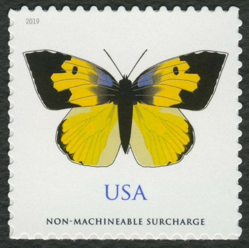 #5346 California Dogface Butterfly, Mint **ANY 4=FREE SHIPPING**