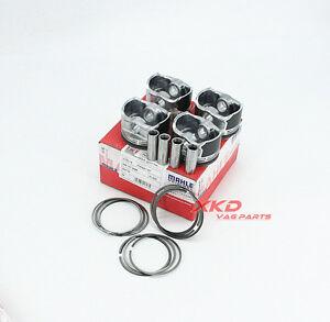 Uk Piston Ring Set Audi A B  T